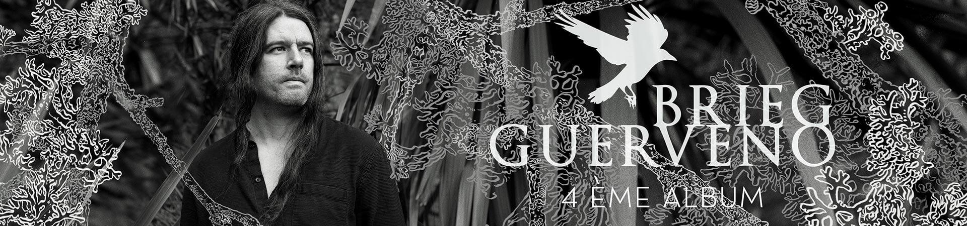 Brieg Guerveno - quatrième album